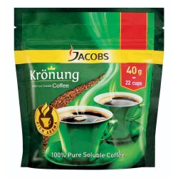 JACOBS KRON - Kronung Economy Refill 40G Packet