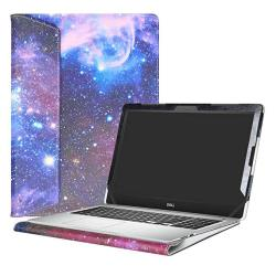 """Alapmk Protective Case Cover For 15.6"""" Dell Inspiron 15 5570 5575 5566 5555 5559 5558 5557 Laptop Warning:not Fit Model 5578 5568 5579 Galaxy"""