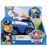 Paw Patrol - Basic Vehicle With Pup Asst