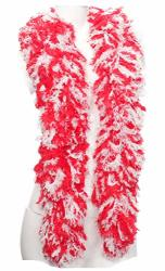 Boa Super Featherless Red Whit