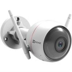 Ezviz C3W Wireless Camera 1080P. 1920 1080 Support Dual-stream 50HZ @ 25FPS 60HZ @ 30FPS 1 2.7PROGRESSIVE Scan Cmos Icr Digital