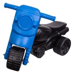 Big Jim - Junior Jim Scooter Black Blue
