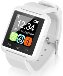 Kocaso Bluetooth Android Smart Watch Mobile Phone Samsung Htc Sony Sport Tracker Pedometer