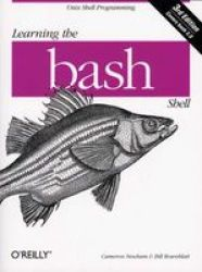 Learning The Bash Shell paperback 3rd Revised Edition