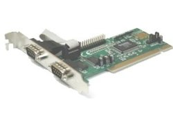 Chronos PCI 2 Serial 1 Parallel Expansion Card