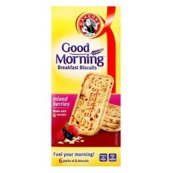 Bakers Good Morning Mixed Berries 300G