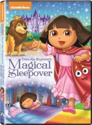 Dora The Explorer - Magical Sleep Over Dvd
