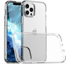 Tuff-Luv Gel Case For Apple Iphone 12 And 12 Pro - Clear