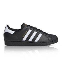 Adidas Originals Men's Superstar Black Sneaker