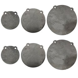SetS 2 Of Titan AR500 Steel Shooting Targets 6 8 10 X 3 8 Thick