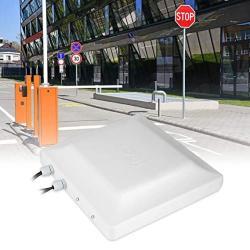 Pbzydu Parking Access Control System Waterproof Uhf Rfid Long Range Card Reader 110-240V Us