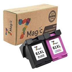 7MAGIC Remanufactured Ink Cartridges Replacement For Hp 61 XL Combo Pack  Use In Hp Officejet 4630 4635 4632 Envy 5530 4500 4501 | R1000 00 | Office