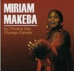 Miriam Makeba - Au Theatre Des Champs Elysees Cd
