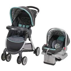 Graco Fastaction Fold Travel System Stroller And Car Seat Affinia