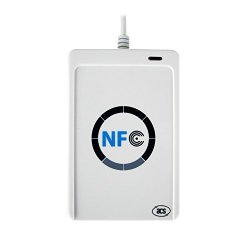 Best Match Aftermarket Product White Nfc ACR122U Rfid Contactless Smart Reader WRITER+11X Mifare Ic Card By