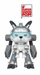 Funko Pop Animation: Rick & Morty - Exoskeleton Snowball 6