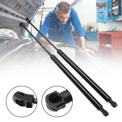 Qty 2 QiMox Hood Struts Lift Supports Shocks for Acura TL 2004-2005