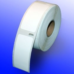 """OfficeSmartLabels 6 Rolls Officesmart 1"""" X 2-1 8"""" Multipurpose Labels 500 Labels Per Roll Dymo 30336 Compatible For Dymo Labelwriters 330 400 450 Twin Turbo Duo 4XL Printer"""