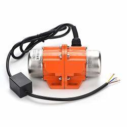 Vibration Motor 110V 100W Vibrating Asynchronous Vibrator 3600RPM Low Noise