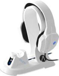 SP-C260 V Ultimate Gaming Station For PS5 White