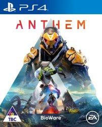 Sony Playstation Anthem PS4