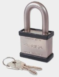 Cisa Hardened Steel Padlock 55MM