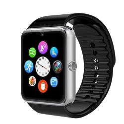 WillfulDirect Willful SW016 Bluetooth Smart Watch With Camera Sim Card Slot Tf Card Slot Pedometer Sleep Monitor Call sms twitter facebook Push For Android 4.2 Above Limited Functions