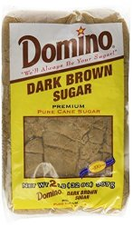Domino Dark Brown Sugar 2 Lb