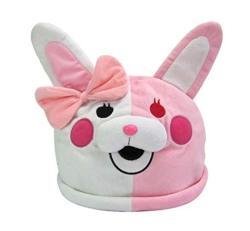 SSJ Dangan Ronpa Monokuma Bear Style Beanie Elegant Knitted Cat Ears Cap