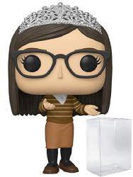 Funko Tv: Big Bang Theory - Amy Farrah Fowler Pop Vinyl Figure Includes Compatible Pop Box Protector Case