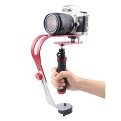 UnitedCAheart Smooth Handheld Tripod Stabilizer with Extension Stick Rod for DJI Osmo Mobile 2 Handheld Smartphone Gimbal Accessories Tripod Stabilizer