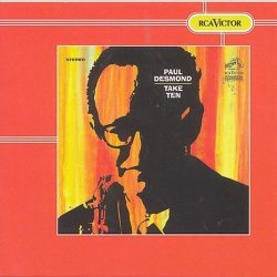 Paul Desmond - Take Ten Cd