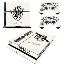 Decal Skin For PS4: Arsenal Special Edition