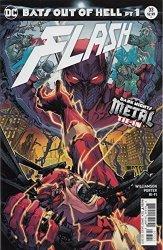 Comics Flash 33 Metal Variant