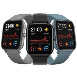 Bluetooth 5.0 Amazfit Gts 341 Ppi Amoled Screen BT5.0 Wristband Gps+glonass Light Weight 5ATM Waterproof Smart Watch
