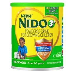 NESTLE Nido Stage 3+ Powdered Drink For Growing Children 1.8G