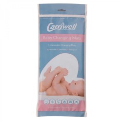 Carriwell Baby Changing Mats 5 Pack
