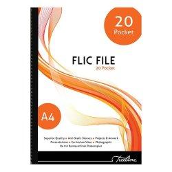 Treeline 20 Pocket Flic File