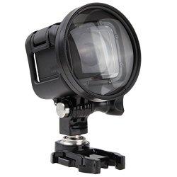 Liaotian 58MM 10X Close-up Lens Macro Lens Filter For Gopro HERO5 Session hero SESSION HERO4 Session