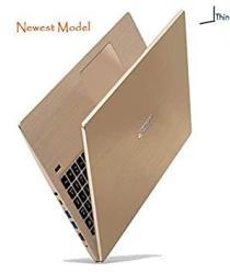 Acer Swift 3 SF315-52 Slim Laptop In Gold 8TH Gen. Quad Core Intel I5 Up To 3.4GHZ 24GB 16GB Optane + 8GB DDR4 RAM