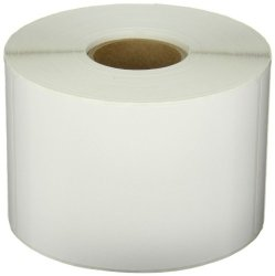 """Aviditi DL632E Rectangle Inventory Color Coded Label 5"""" Length X 3"""" Width White Roll Of 500"""