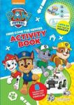 Nickelodeon Paw Patrol: Here Come The Heroes Activity Book