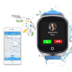 GOLOPHY Kids Smart Watch Phone-gps Tracker Waterproof Smart Wrist Watch  With App For Boys Girls Sos Camera 3G Sim Card Touch Scr | R2769 00 | Smart