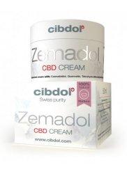 Cibdol 50ml Zemadol CBD Cream for Eczema