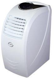 Hoffner Elegance - ELPA-14CH Portable Air Conditioner - White