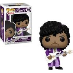 Pop Rocks: Prince - Prince Vinyl Figurine Purple Rain