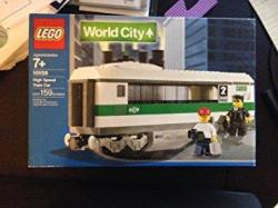 Lego 10158 High Speed Train Car