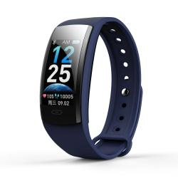 QS90 Plus 0.96 Inch Tft HD Color Screen Smart Bracelet IP67 Waterproof Support Call Reminder Heart Rate Monitoring blood Pressure Monitoring Sleep Monitoring blood Oxygen