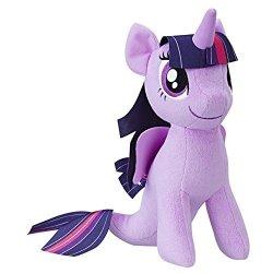 Hasbro My Little Pony The Movie Princess Twilight Sparkle Sea-pony Soft Plush