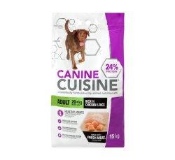 Canine Cuisine - Adult Dry Dog Food 15KG